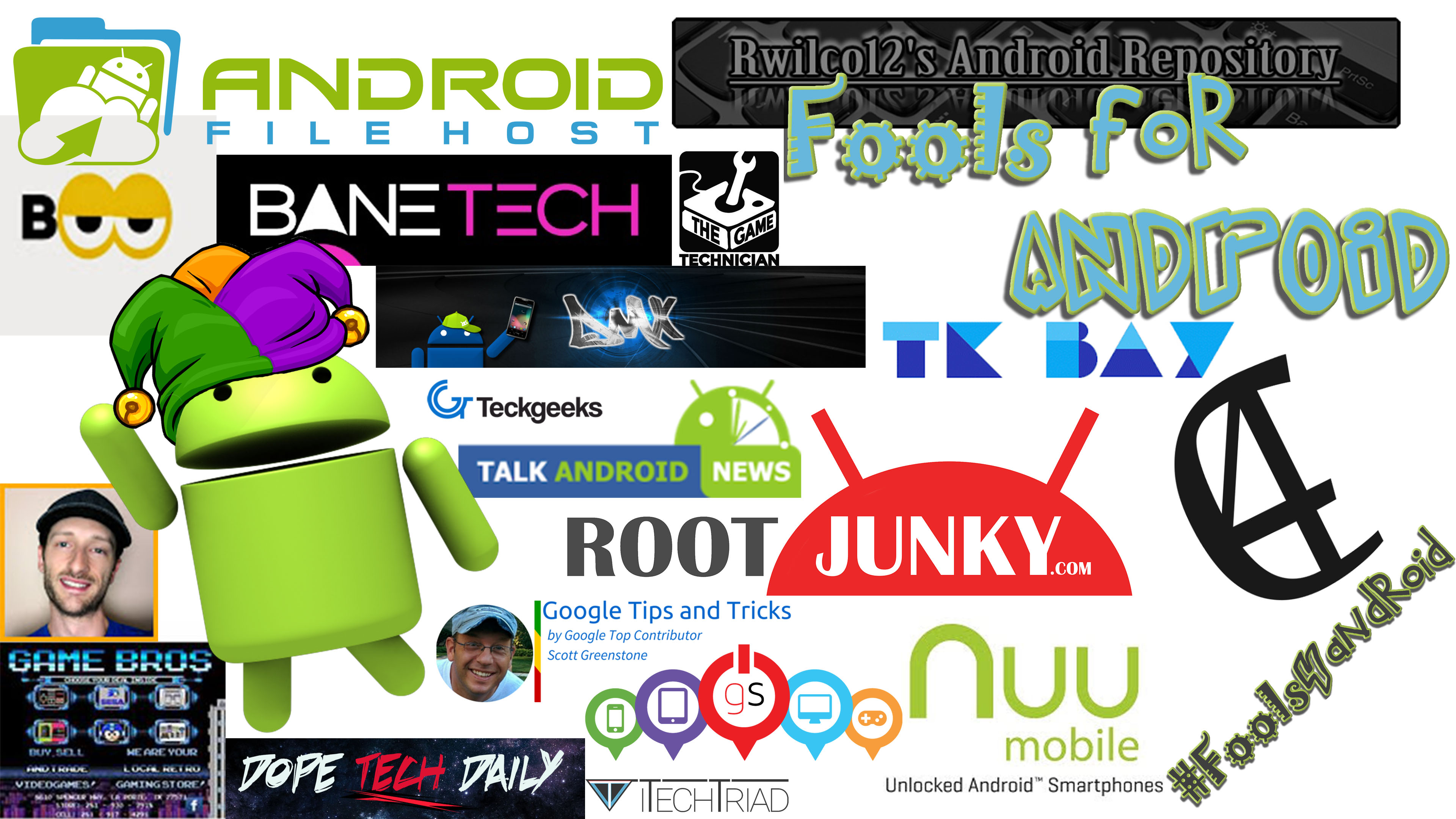 #Fools4Android Giveaway!