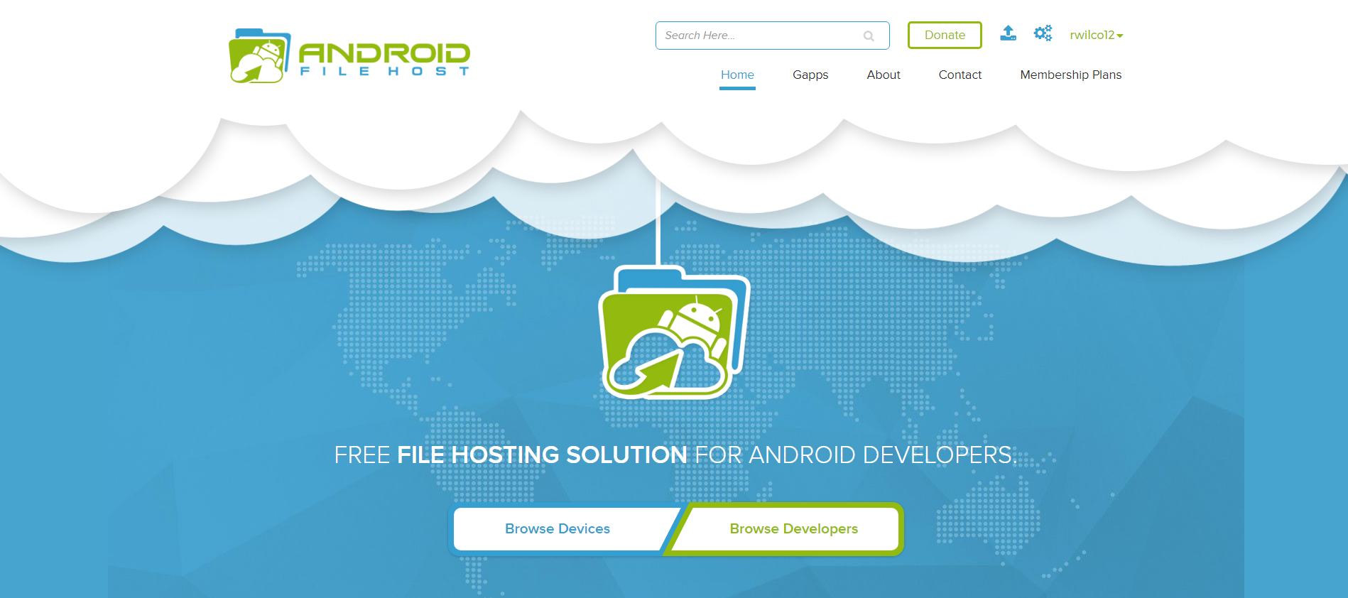 Android File Host v5.0!